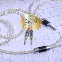 diy kabel replacement / kabel upgrade kz tfz avara moondrop blon shozy
