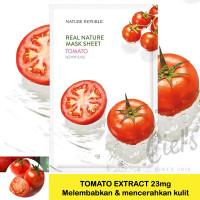 NATURE REPUBLIC Real Nature Sheet Mask Masker Original 100% KOREA Ori - TOMATO