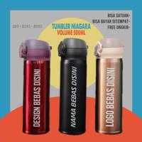 Tumbler Niagara Grafir, Thumbler, Tambler, Tumblr, Termos, Thermos 01