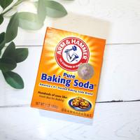Pure Baking Soda Arm & Hammer USA 454gr | Soda Kue