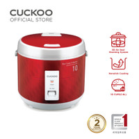 CUCKOO CR-1065/RD MECHANICAL Rice Cooker, No. 1 In KOREA