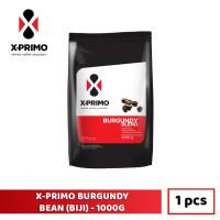 Kopi X-Primo Burgundy Bean (Biji) - Biji Kopi Blend 1 KG