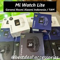Xiaomi Mi Watch Lite Smartwatch - Garansi Resmi Xiaomi Indonesia / TAM