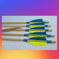 arrow anak panah bulu 12pcs