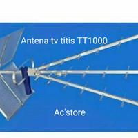 Antena Tv digital outdoor TITIS TT1000