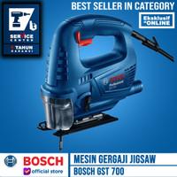 BOSCH Jigsaw GST 700 Mesin Gergaji 70 MM 500 WATT GST700 70MM