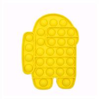 Tik Tok / Tiktok Toy Push Pop Pop It Among Us Series
