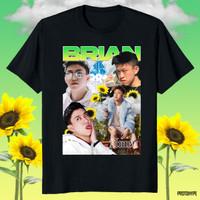 Kaos Pakaian Rich Brian Unisex Rap Tee T Shirt Protohype baju Rapper