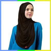 Hijab Instan Bergo Zoya Naya Kerudung Polos Jilbab Simple