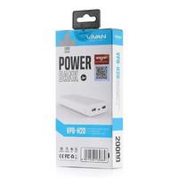 Powerbank Vivan VPB-H20 20.000mAh (Putih)