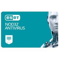 ESET NOD32 ANTIVIRUS - NEW 2 YEAR / 3 DEVICE