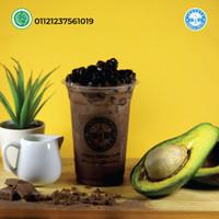 Choco Avocado Powder - Bubuk Coklat Alpukat - Jakarta Bubble Drink