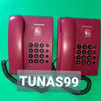 Telepon Rumah Panasonic KX TS505 untuk Indihom/ Kanyor/ Rumah