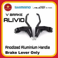 SHIMANO ALIVIO BL-T4000 Brake Lever Handle Rem Sepeda