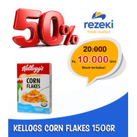 Kellogs Corn Flake Cereal [150 gr]