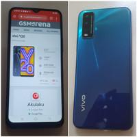 Vivo Y20 Android