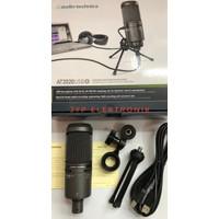 MIC CONDENSER AUDIO TECHNICA AT 2020 USB+ / AT2020+ USB / AT2020 USB+