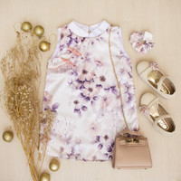 Dress Anak Perempuan Emily Dress CNY Edition Lacey Atelier