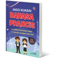 Buku Pelajaran Bahas Perancis - Jago Kuasai Bahasa Prancis - ORIGINAL