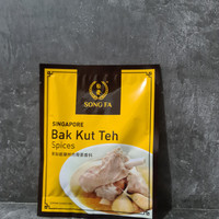 Song Fa Bak Kut Teh Singapore / Bumbu Bakut Teh