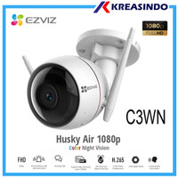 Ezviz C3WN 1080P Husky Air Outdoor IP Cam Wifi Wireless Garansi Resmi