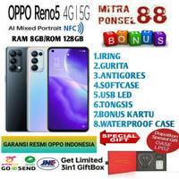 OPPO RENO 5 RAM 8/128 RAM 8/128 GB GARANSI RESMI OPPO INDONESIA