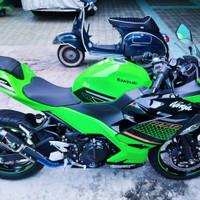 knalpot racing ninja 250 fi new custom Austin