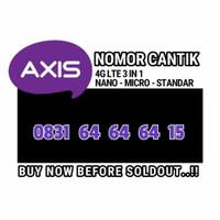 nomor cantik Axis 0831 64 64 64 15