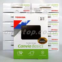 Toshiba Canvio Basics 1TB Harddisk Portable 2.5 USB 3.0