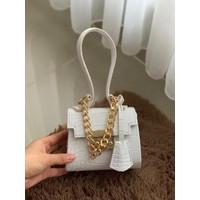TAS Micro ANDIN Korea Import - Tas croco/Tas Selempang Wanita/Handbag