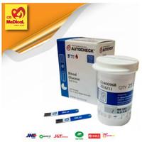 Strip Autochek Gula - Blood Glucose Autochek