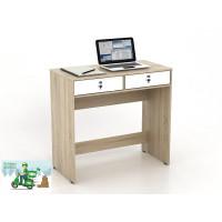 meja tulis belajar kantor minimalis murah