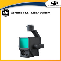 DJI Zenmuse L1 - Lidar System
