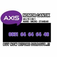 nomor cantik Axis 0831 64 64 64 48