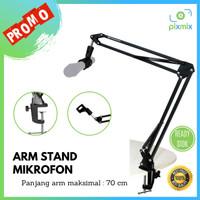 Arm Stand Suspensi Lazypod Mikrofon - TaffStudio