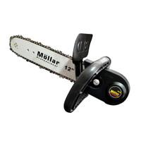 MOLLAR CSS058 Electric Chain Saw Stand Mesin Gerinda Tangan 12 Inch