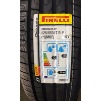 Ban Pirelli 225/55 R17 / 225 55 17 P7 Cinturato RFT 2021 MADE EUROPE