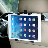 alat holder penyangga hp 6in tablet ipad docking di mobil aman praktis
