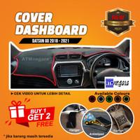 Akesoris Cover / Karpet Dashboard Mobil All New Datsun Cross Go / Go+
