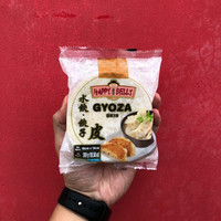 Gyoza Skin | Kulit Gyoza Happy Belly 300gr
