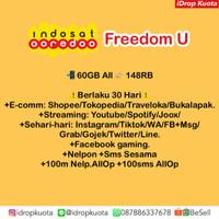 Paket data / kuota internet Indosat Ooredoo (im3 & mentari)