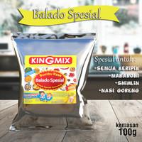 Bumbu Tabur Kingmix Rasa Balado Spesial 100gr