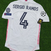 MADRID 20-21 PLAYER ISSUE UCL - XL