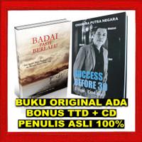 Buku BADAI PASTI BERLALU Chandra Putra Negara