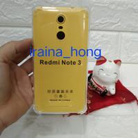Anti crack Xiao mi redmi note 3 softcase REDMI NOTE 3 SILIKON Grosir