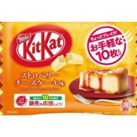 KITKAT / KIT KAT STRAWBERRY CHEESECAKE / CHEESE CAKE
