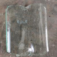 genteng kaca kodok karang pilang tebal 6mm