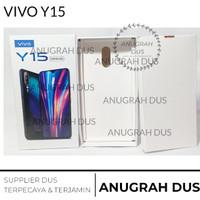 DUS VIVO Y15 - FREE IMEI - FULL AKSESORIS - FULL ACC