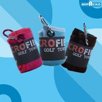 Microfiber Golf Towel-For Ball