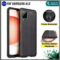 Case Samsung A12 Soft Casing Slim Back Hp Cover Samsung Galaxy A 12